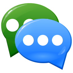 TLG Chat Icon
