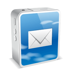 TLG Webmail Icon